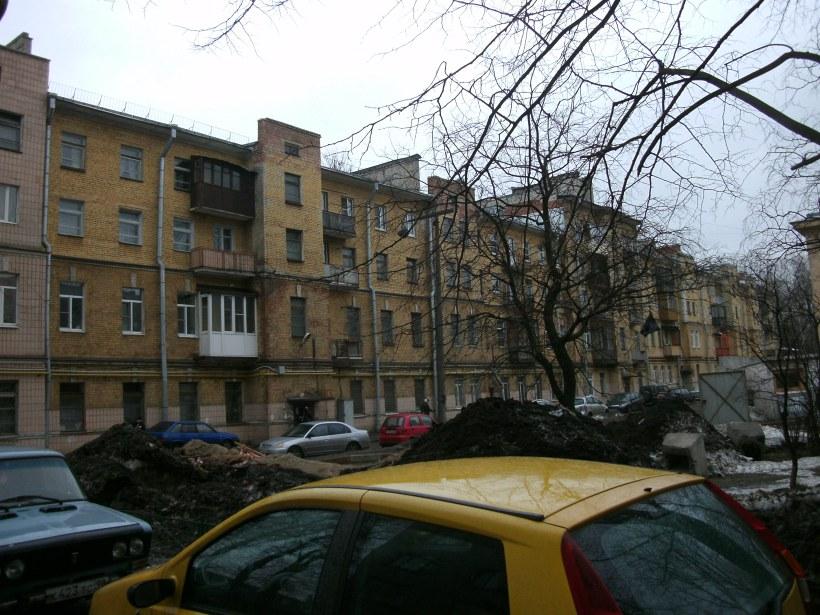 пр. Маршала Блюхера 12, здание 160