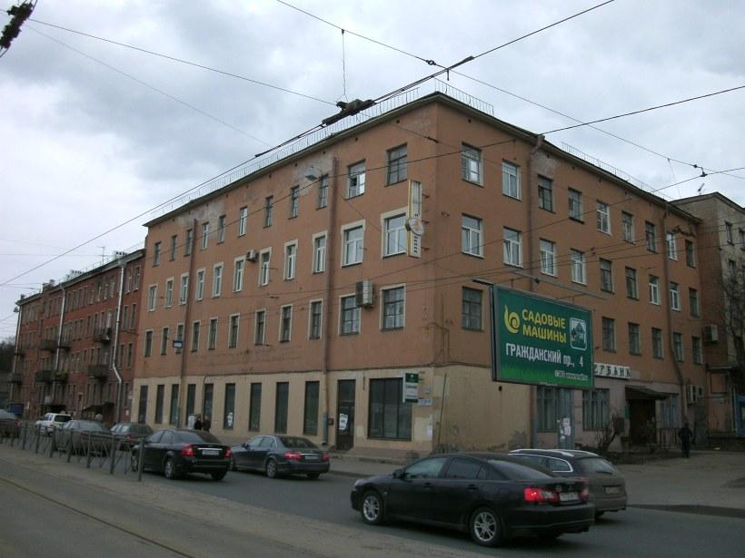 Лесной пр. 75