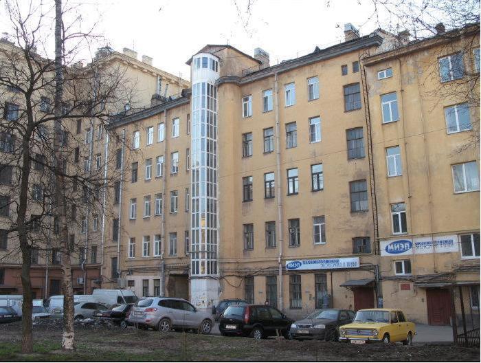 ул. Смолячкова 16