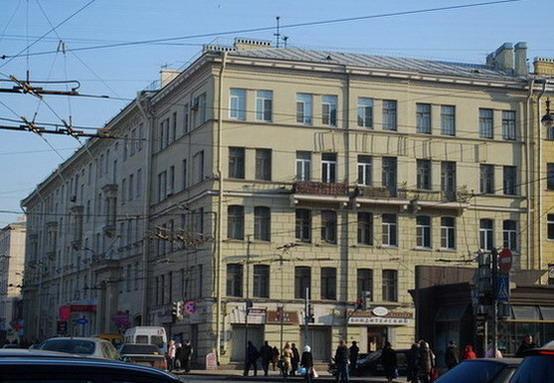 Московский пр. 168