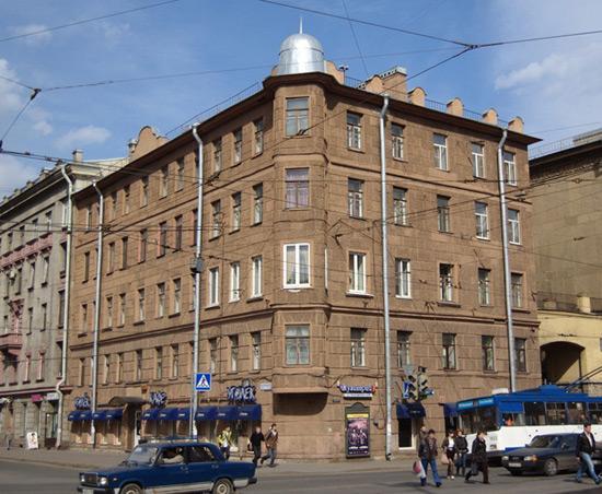 Московский пр. 180