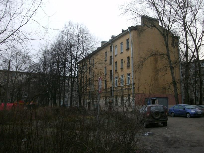 ул. Бабушкина 66к2