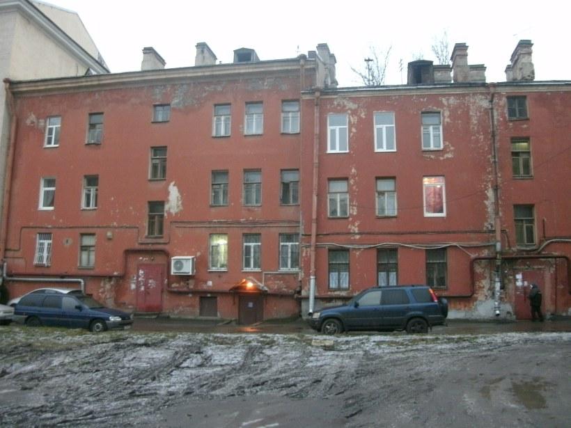 Ново-Александровская ул. 3к1