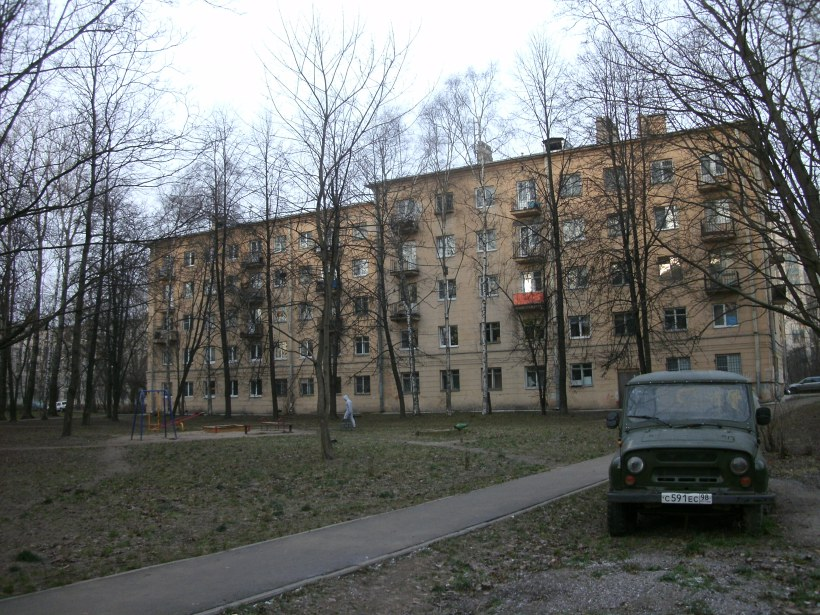 Ново-Александровская ул. 30