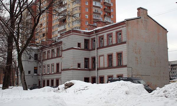 ул. Ольминского 4