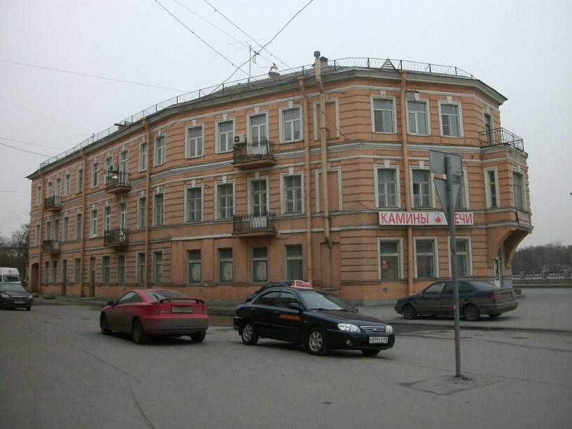 Приморский пр. 25
