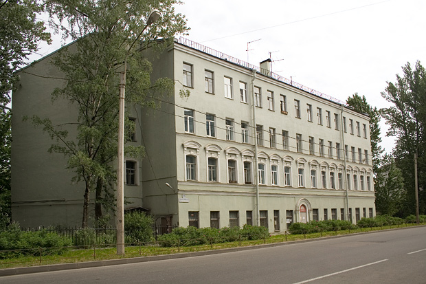 Белоостровска ул. 23