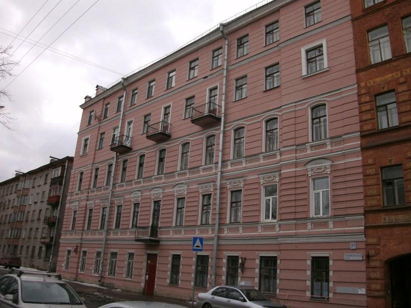 Сердобольская ул. 37к1