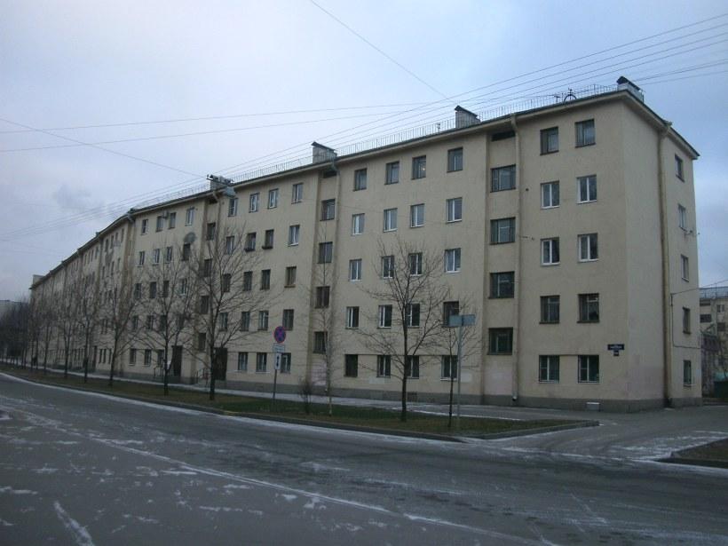 ул. Решетникова 17к1