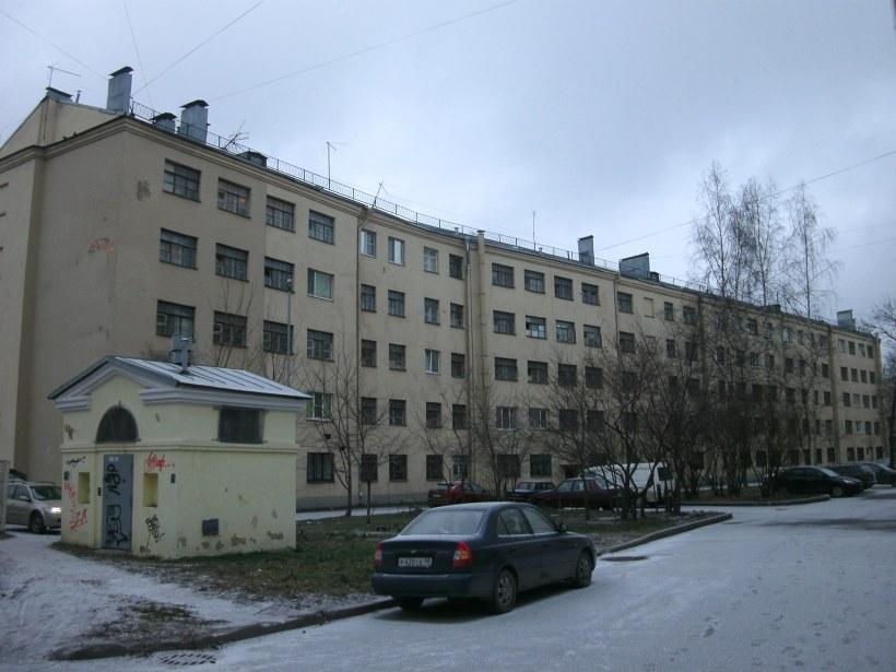 ул. Решетникова 19