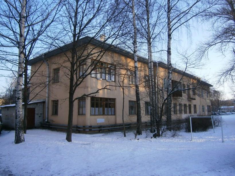 Герасимовская ул. 3