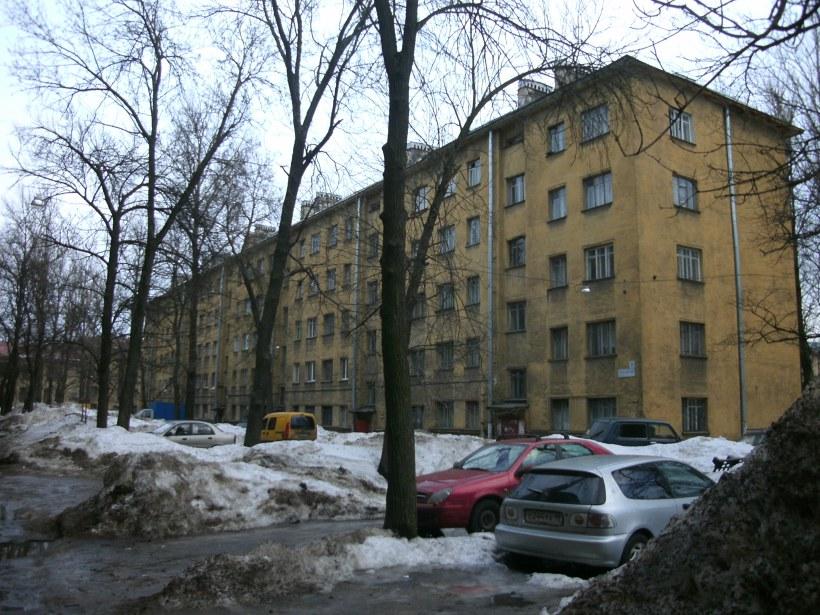 Кондратьевский пр. 40к9