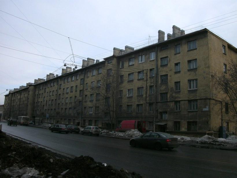 Кондратьевский пр. 40к11