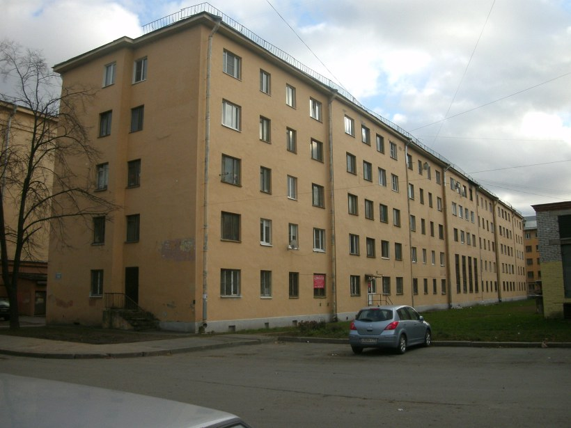 ул. Смолячкова 14к4