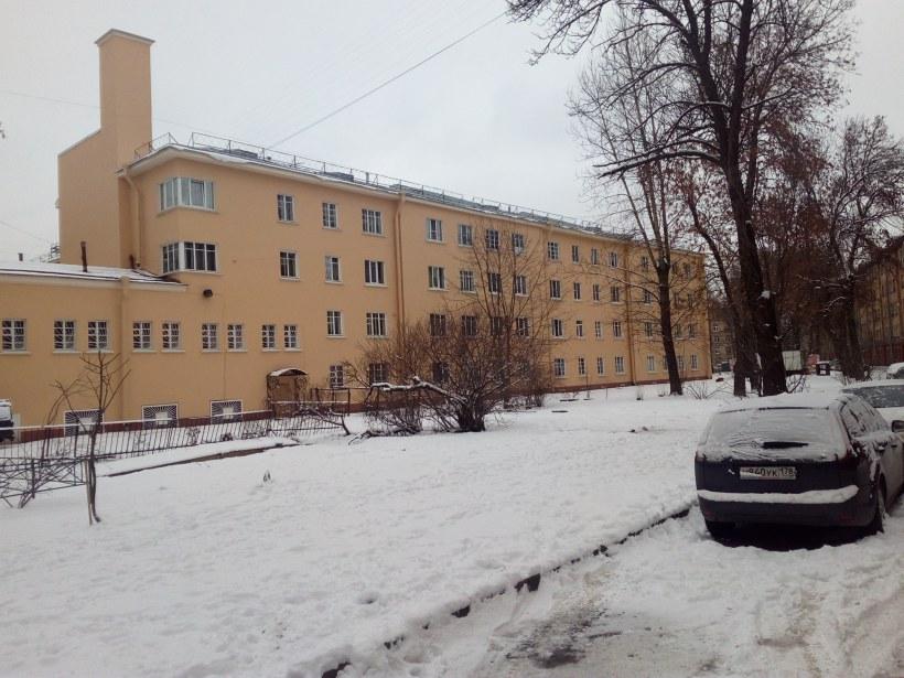 Фарфоровская ул 18