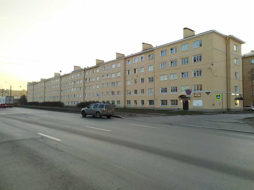 Рабфаковская ул. 3к1