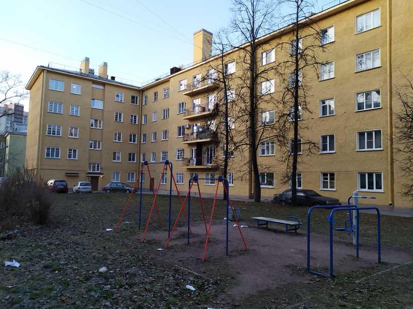 Рабфаковская ул. 3к2