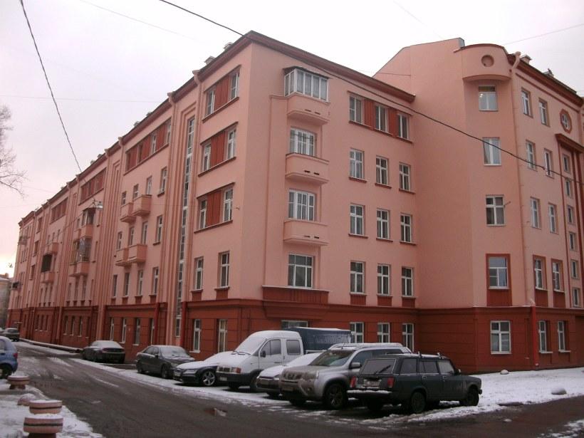 ул. Ольминского 8