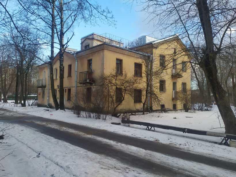 Московское шоссе 44к3