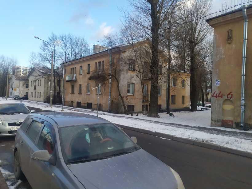 Московское шоссе 44к5