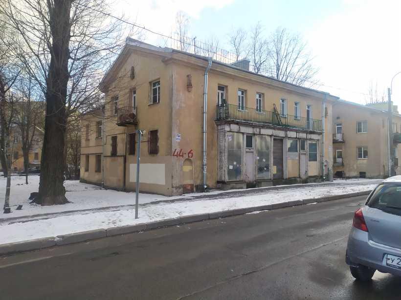 Московское шоссе 44к6