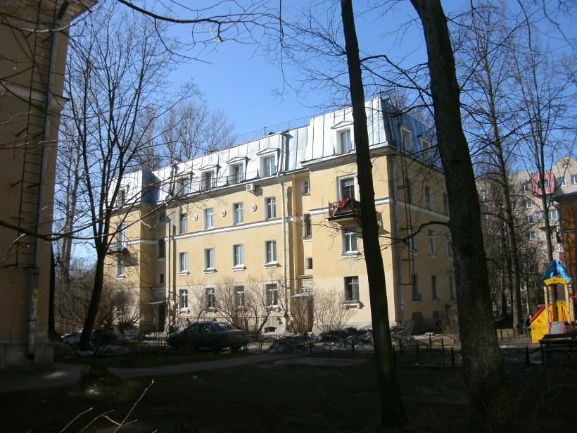 Ярославский пр. 17