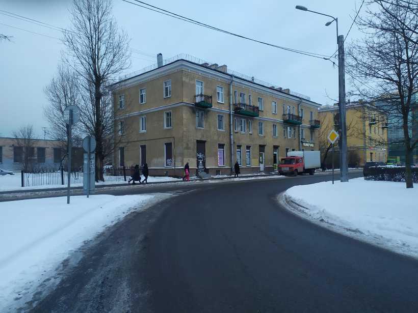 Волковский пр. 28