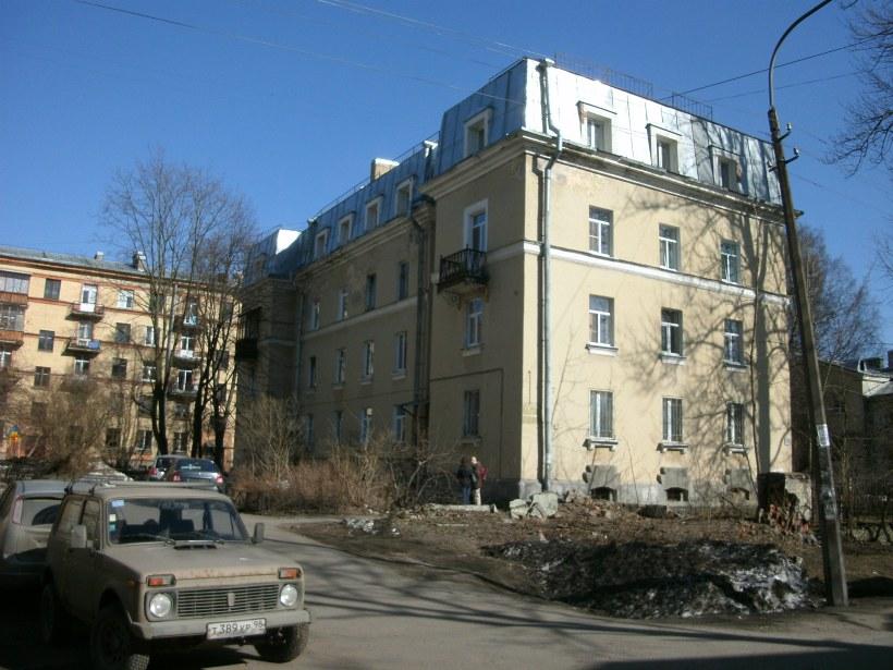 Ярославский пр. 15