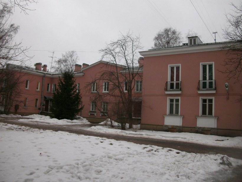 Дибуновская ул. 6
