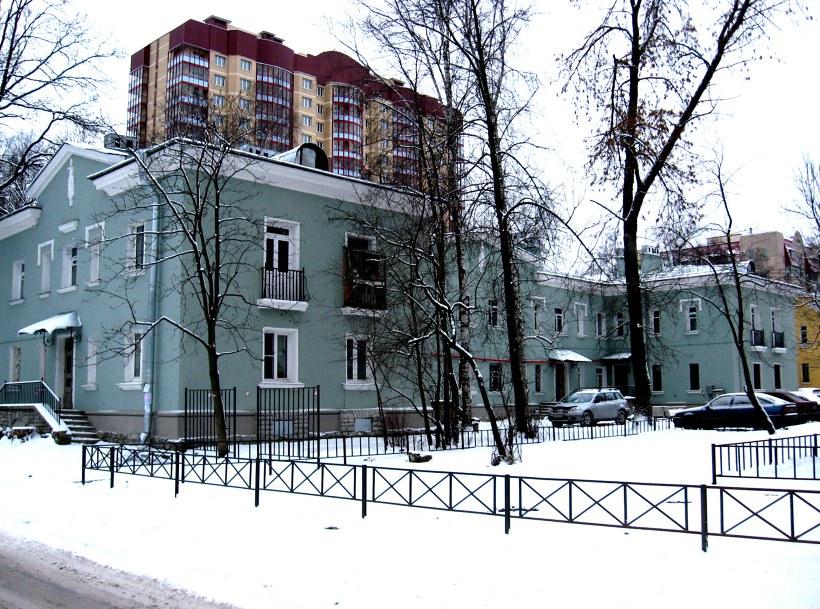 Ломовская ул. 10