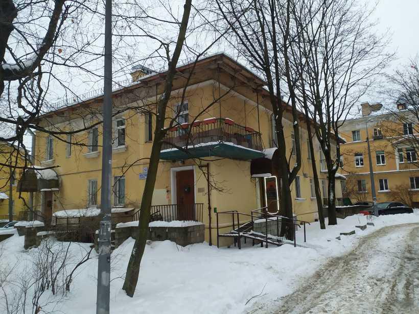 Костромской пр. 5