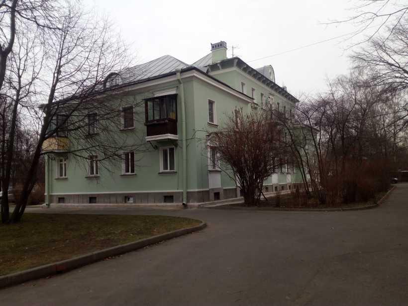 Дибуновская ул. 5к2
