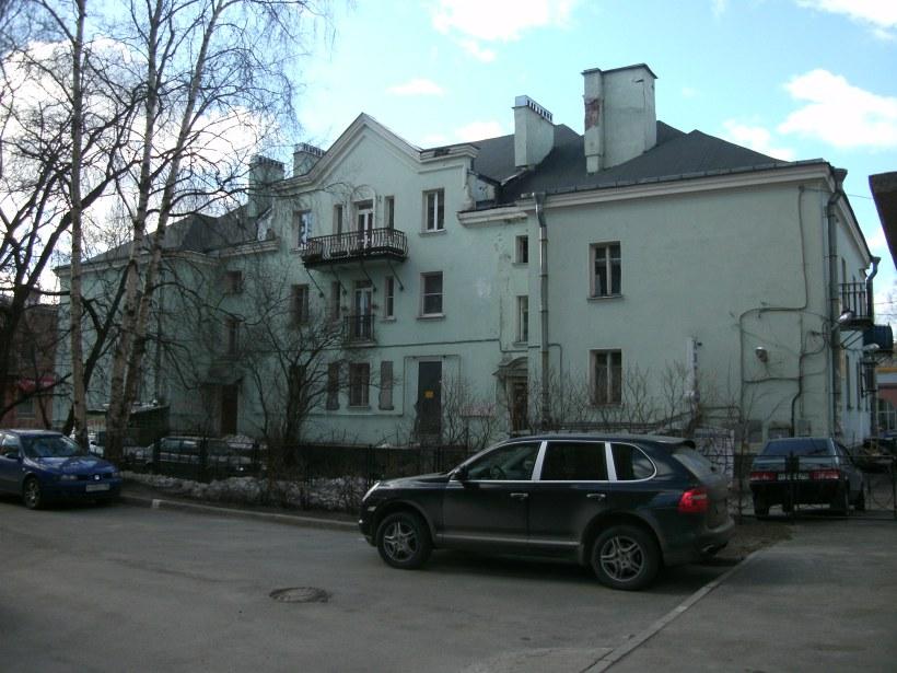 Енотаевская ул. 4к1