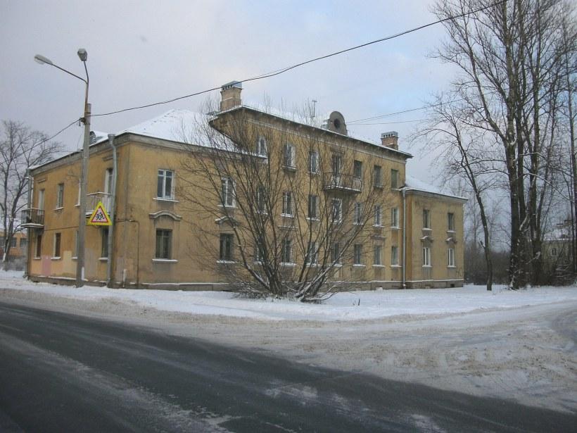 Загородная ул. 40
