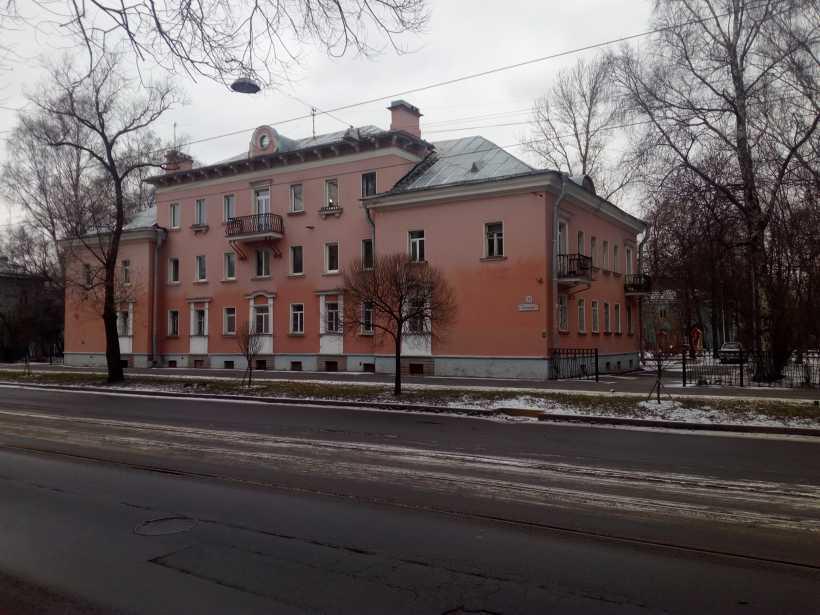 ул. Савушкина 25