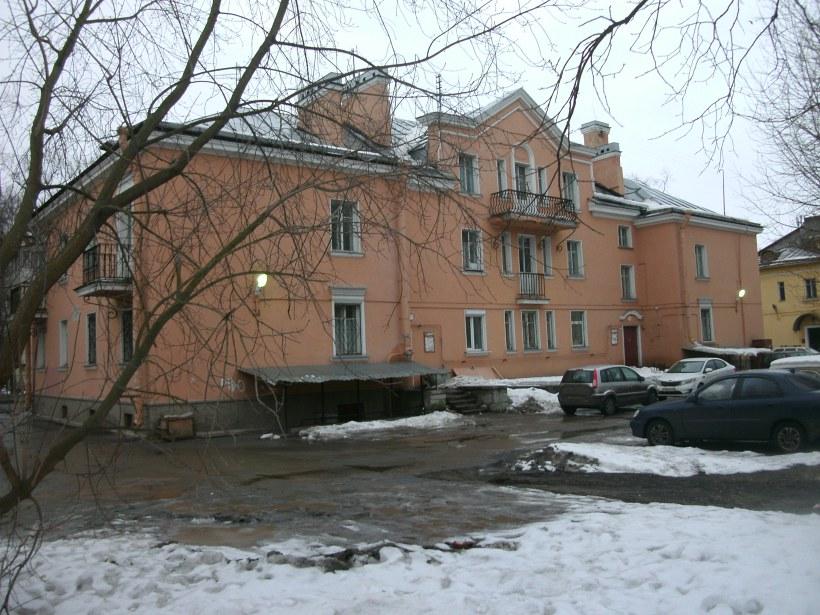 ул. Савушкина 31