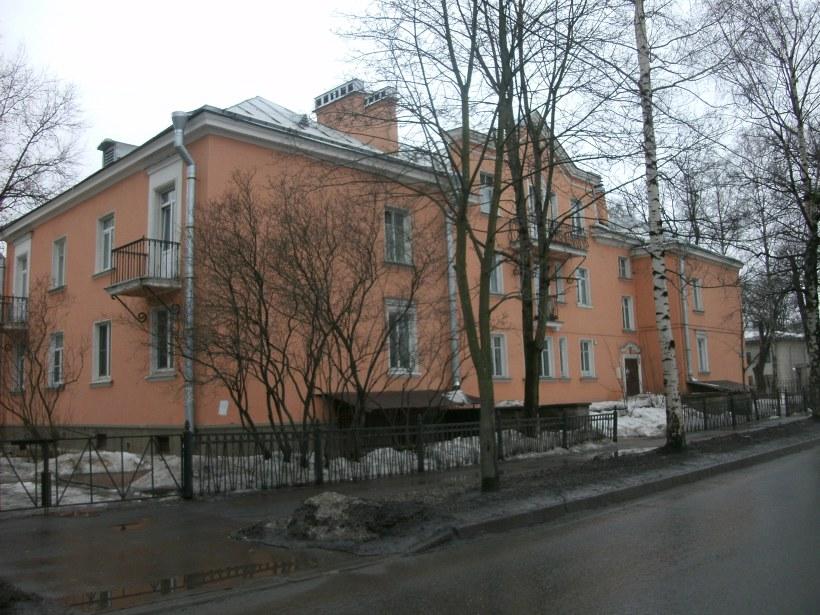 Школьная ул. 28