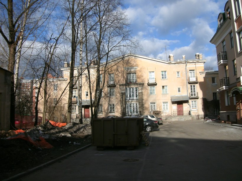 Ярославский пр. 22