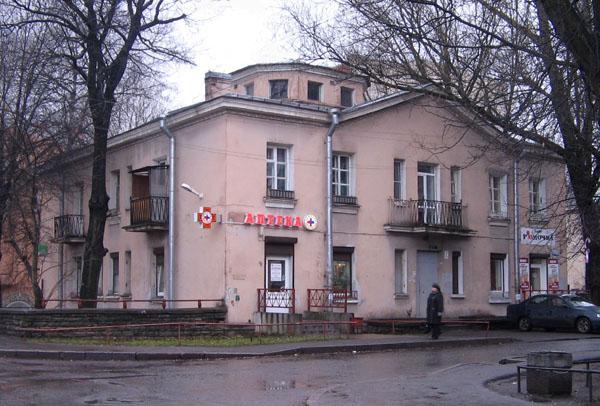 Костромской пр. 21