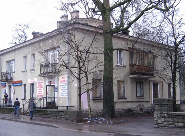 Ярославский пр. 28