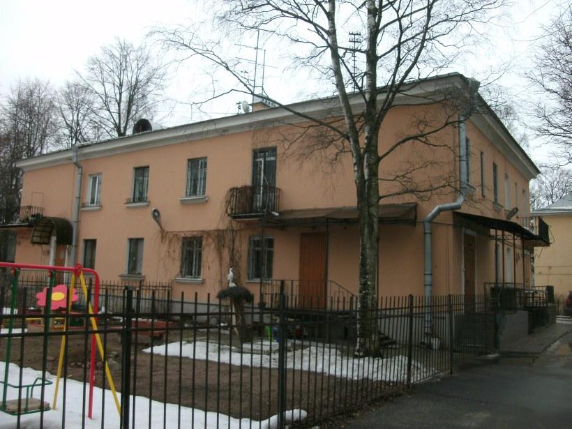 ул. Оскаленко 17