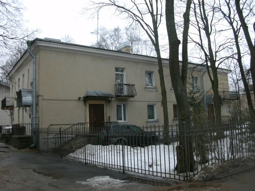 ул. Оскаленко 17А