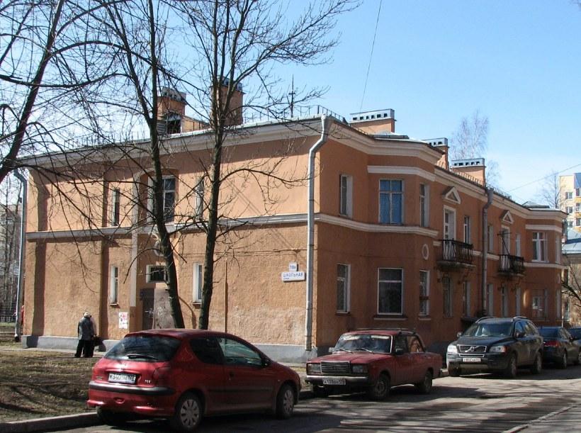 Школьная ул. 10А