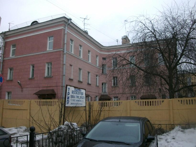 Шишмаревский пер. 3к3