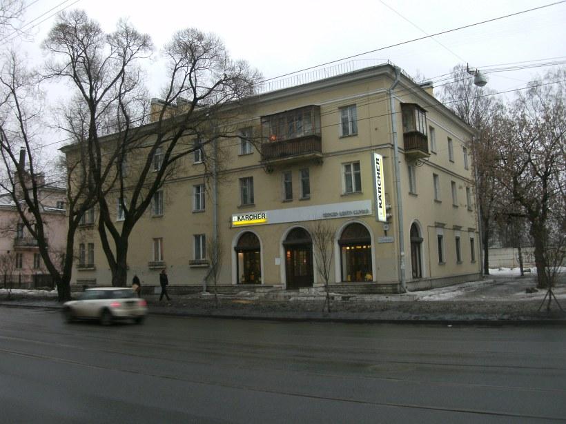 ул. Савушкина 48