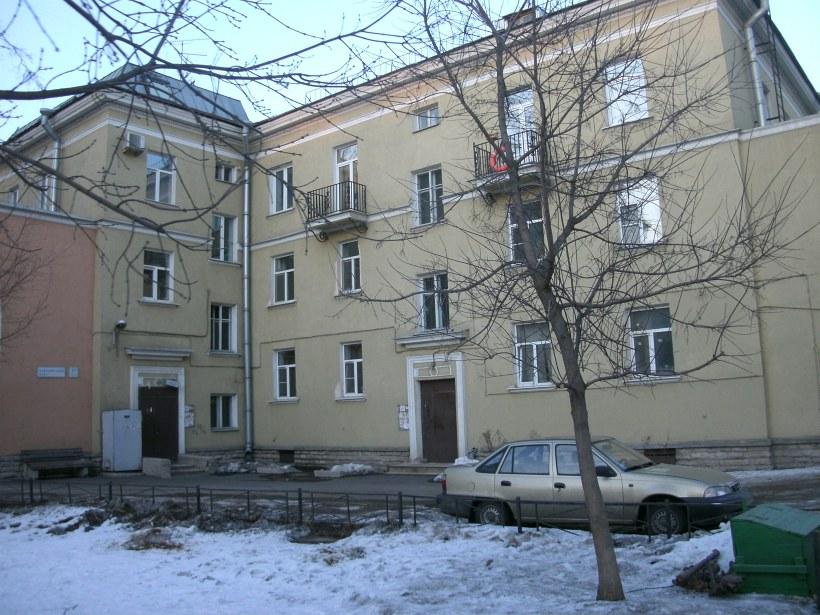 Приморский пр. 37к2