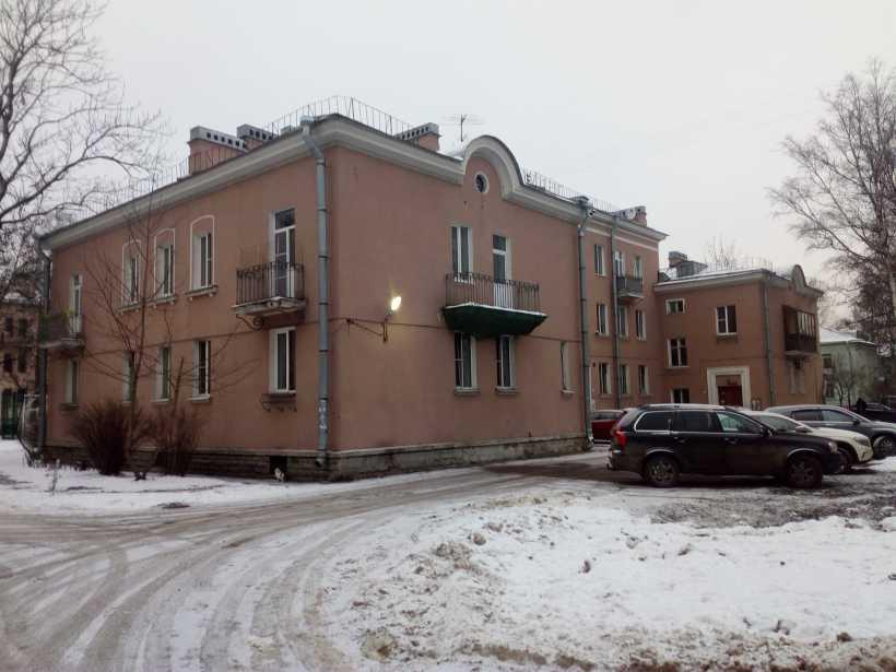 ул. Савушкина 44