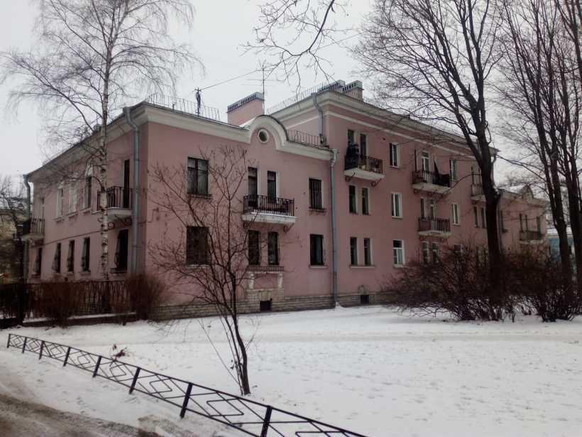 ул. Савушкина 66