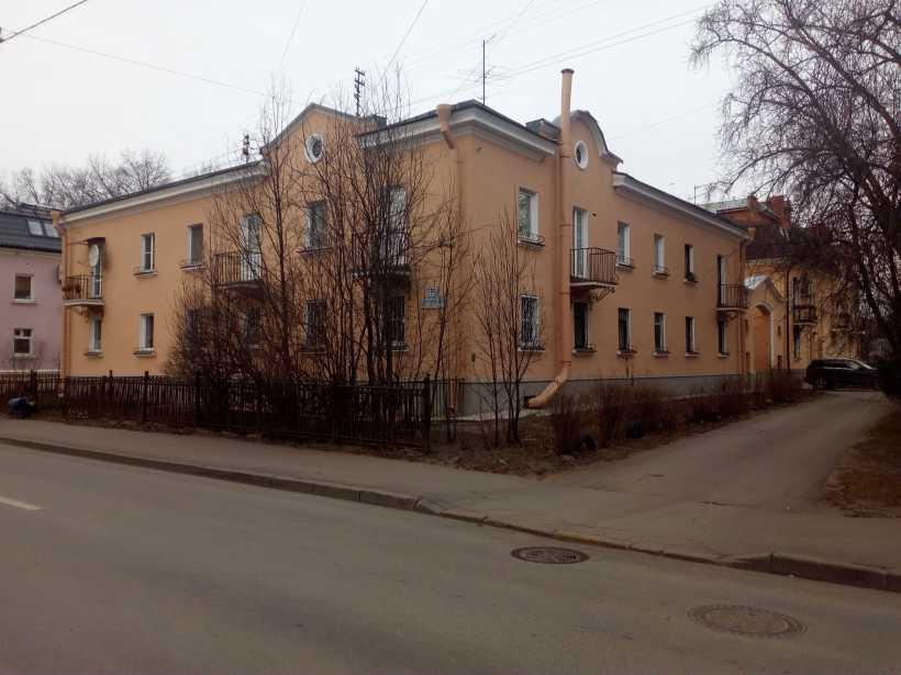 Дибуновская ул. 25к1