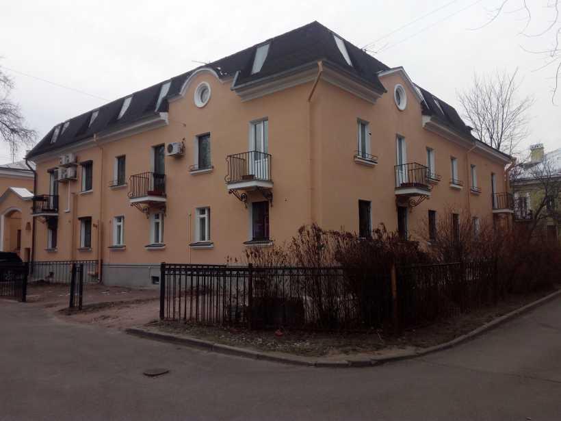 Дибуновская ул. 25к2
